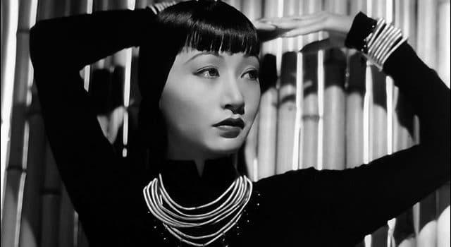 Ngôi sao điện ảnh người Mỹ gốc Hoa đầu tiên tại Hollywood, Anna May Wong