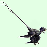 """Phát hiện """"quái thú"""" đầu khủng long, đuôi phượng hoàng"""