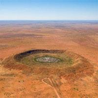 Hố thiên thạch hơn 2,2 tỷ năm tuổi