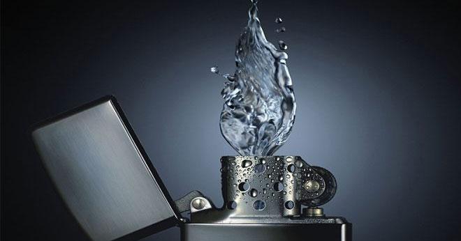 Nước là do hai nguyên tố hyđro và oxy tạo nên