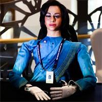 Nữ robot đáng sợ sẽ bay lên vũ trụ trong năm nay