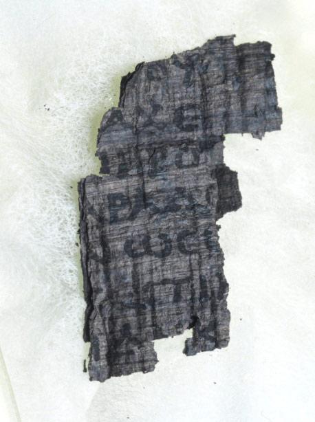 Người ta tin rằng cuộn giấy có liên quan tới gia thế của Julius Caesar