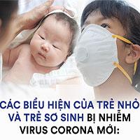 Cách phòng ngừa và bảo vệ trẻ nhỏ trước nguy cơ lây nhiễm virus corona