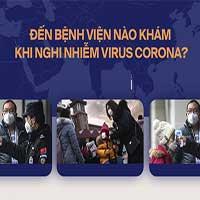 Người dân có biểu hiện hoặc nhiễm virus corona sẽ được điều trị ở đâu?