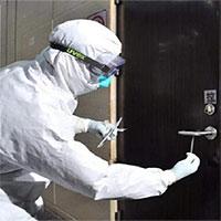 Phát hiện virus nCoV ở môi trường bên ngoài