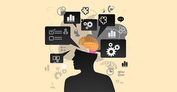 Nếu đang học một chủ đề nào đó phức tạp, một công thức khó, hãy liên tục nghĩ về nó, xem lại nó.