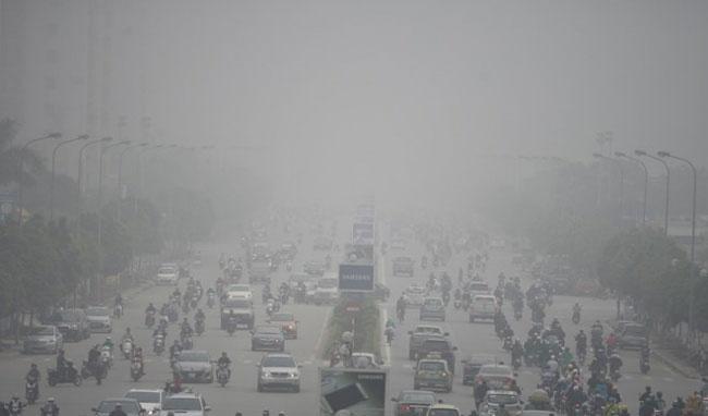 Ô nhiễm do sương mù quang hóa là gì ? Cách khắc phục