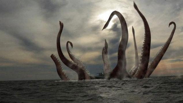 Thúy quái Kraken