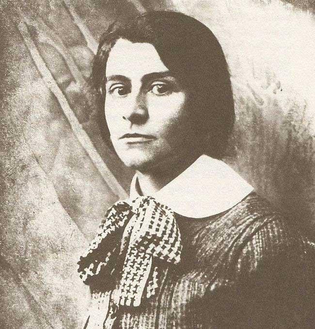 """Else Lasker-Schüler khi còn ở Berlin năm 1907 khi bà cho ra đời bài """"The Nights of Tino of Baghdad"""""""