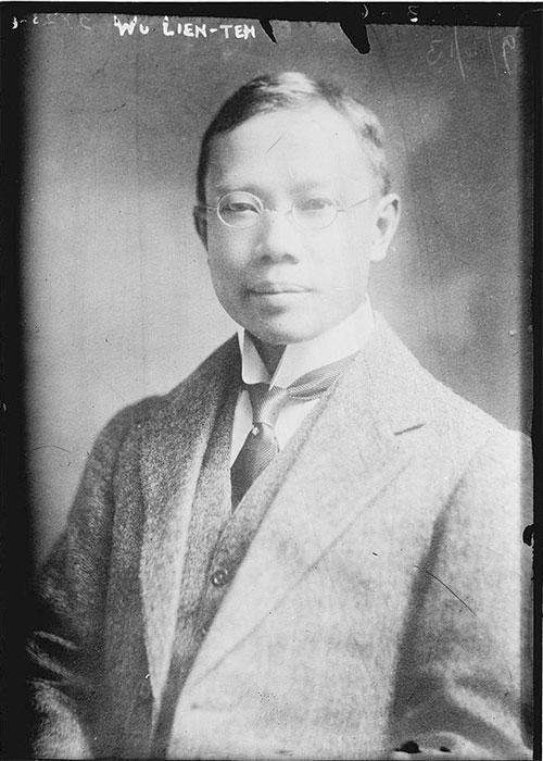 Bác sĩ Wu Lien Teh (1879–1960).
