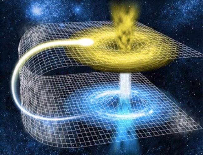 Những khả năng như dịch chuyển tức thời có thể xảy ra một khi bí ẩn vật chất tối được giải đáp.