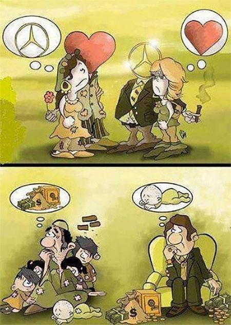Trong cuộc sống, không ai có được hạnh phúc trọn vẹn.