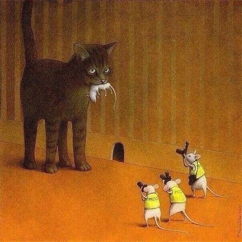 Sự thờ ơ trong xã hội ngày càng đáng sợ.