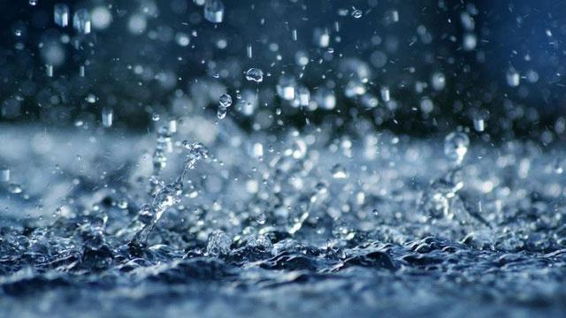 Mưa rơi cũng có thể tạo ra năng lượng.