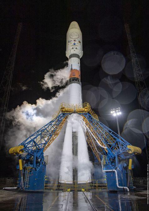 CHEOPS chuẩn bị được phóng vào tháng 12/2019.