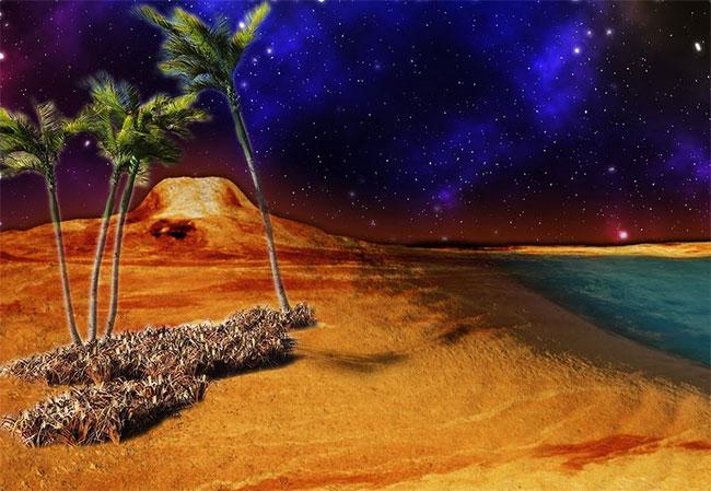 Sự sống luôn là mục tiêu theo đuổi của loài người ở khắp nơi trên vũ trụ.