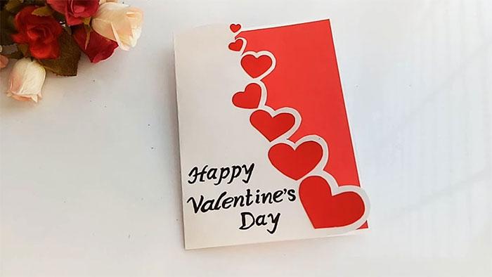Các tấm thiệp Valentine đầu tiên được gửi vào thế kỷ 15