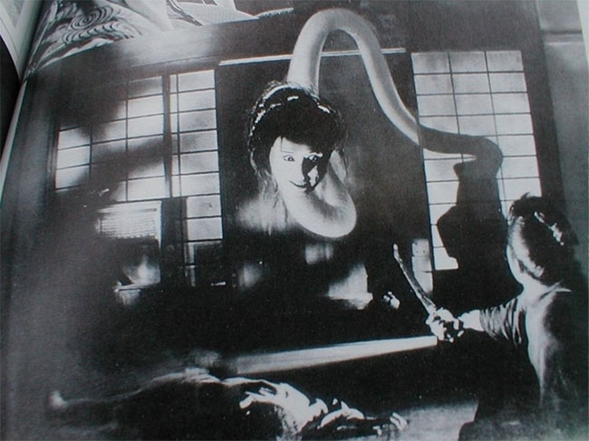 Rokurokubi: Ma cổ dài