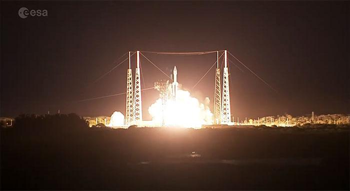 Tàu Solar Orbiter có thời gian hoạt động kéo dài 7 năm.