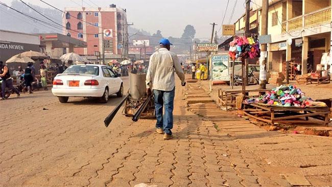 Thành phố Bamenda, Cameroon