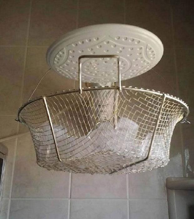 Làm thế nào để tắm nước lạnh theo phong cách tiết kiệm?