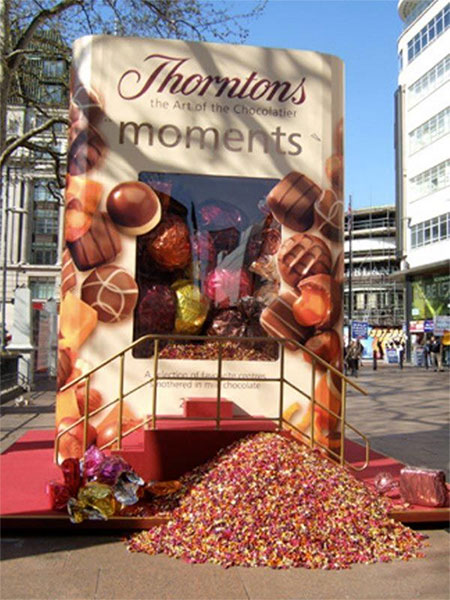 Hộp chocolate lớn nhất