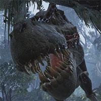 """Nếu con người cao 10 mét thì chúng ta có thể """"tóm sống"""" Tyrannosaurus Rex bằng tay không?"""