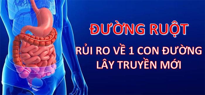Hiện tượng tiêu chảy và đau bụng là khá hiếm ở các ca bệnh COVID-19.