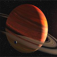 Vũ trụ đang sinh ra một hành tinh gấp 3180 lần Trái đất