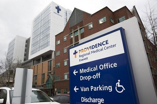 Trung tâm y tế khu vực Providence ở Everett, Washington