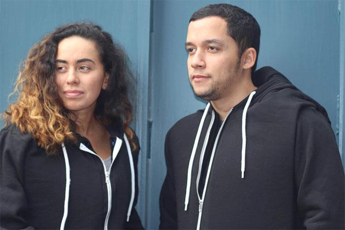 Những chiếc áo chống đạn trông không khác gì áo hoodie thời trang.