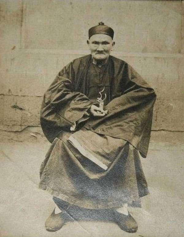 Ông Lý Thanh Nguyên tương truyền sống tới 256 tuổi.