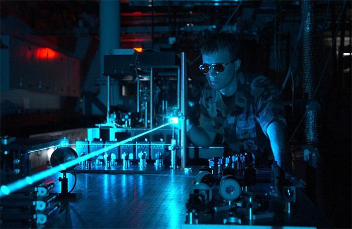 Laser sắp được ứng dụng để thay thế cáp truyền dữ liệu trong tương lai.