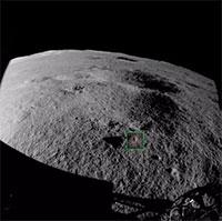 Phát hiện những viên đá lạ ở phần tối của Mặt trăng