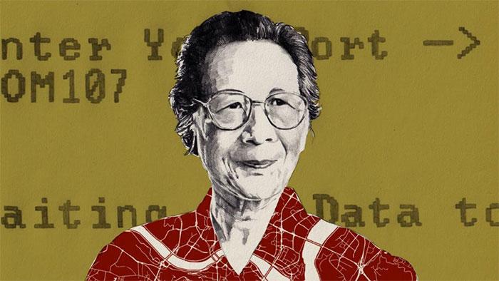 Chân dung nữ kỹ sư máy tính Hạ Bồi Túc