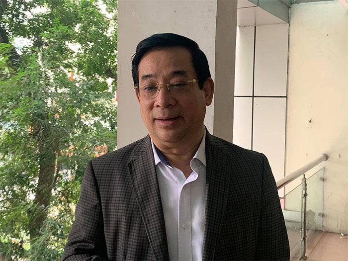PGS.TS Lương Ngọc Khuê