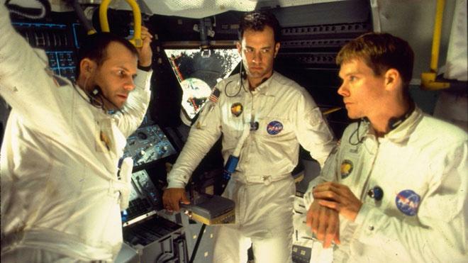 Hành trình thoát khỏi sự cố nguy hiểm của Apollo 13 cũng được dựng thành phim điện ảnh vào năm 1995.