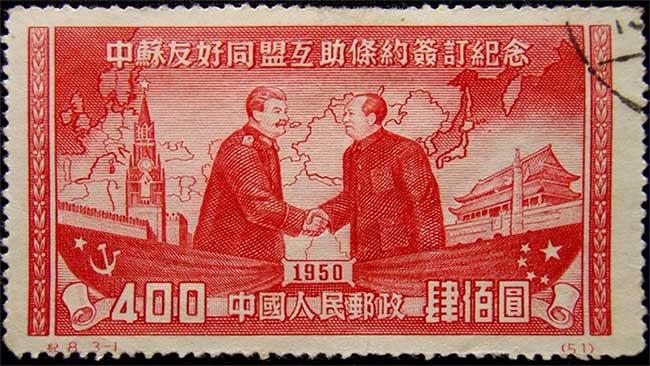 Trung Quốc nhận được sự viện trợ về khoa học công nghệ từ nước bạn láng giềng phía Bắc.