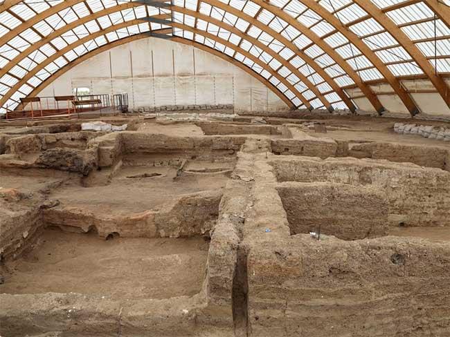 Thành phố Çatalhöyük