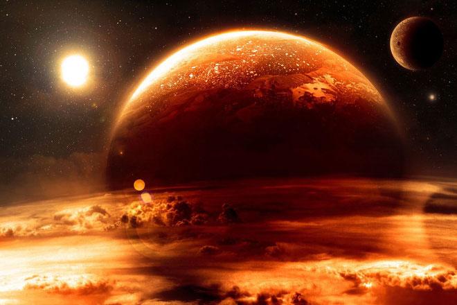 Sự sống trên các hành tinh ngoài Hệ Mặt Trời so với chúng ta tưởng tượng.