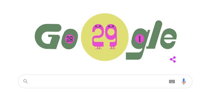 Biểu tượng của Google đã thay đổi trong ngày hôm nay.