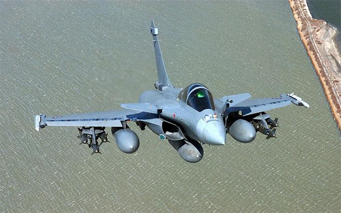 Chiến đấu cơ Dassault Rafale