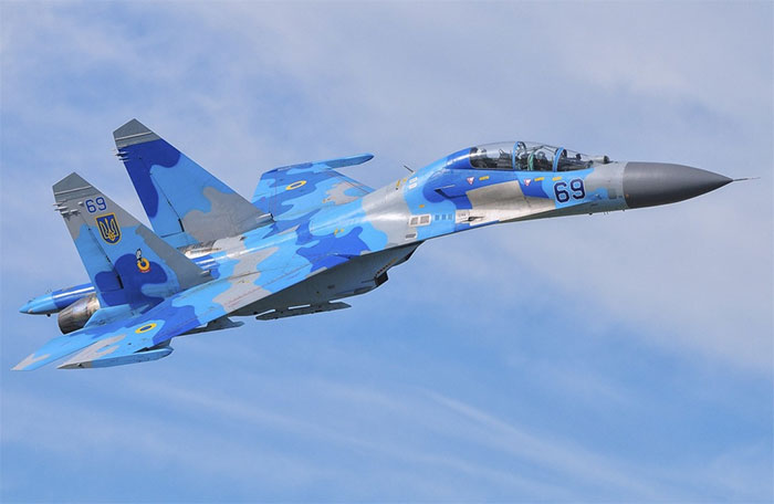 Chiến đấu cơ Su-27