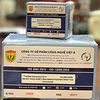 Việt Nam sẽ sản xuất 10.000 bộ thử nCoV một ngày