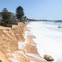 1/4 diện tích bãi biển của thế giới sẽ biến mất
