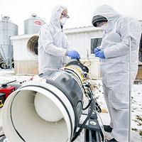 Lò plasma lạnh giúp giảm 99% virus trong không khí