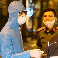Người thứ 34 tại Việt Nam nhiễm virus corona