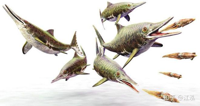 Stenopterygius là một chi tuyệt chủng của thunnizard ichthyizard được biết đến từ châu Âu.