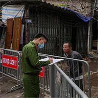 Ca nhiễm nCoV thứ 39 là một hướng dẫn viên du lịch tại Hà Nội
