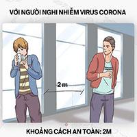 Quy tắc khoảng cách an toàn cần biết để bảo vệ bạn khỏi nguy cơ lây nhiễm virus corona